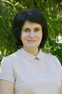 Вера Владимировна Шапошникова